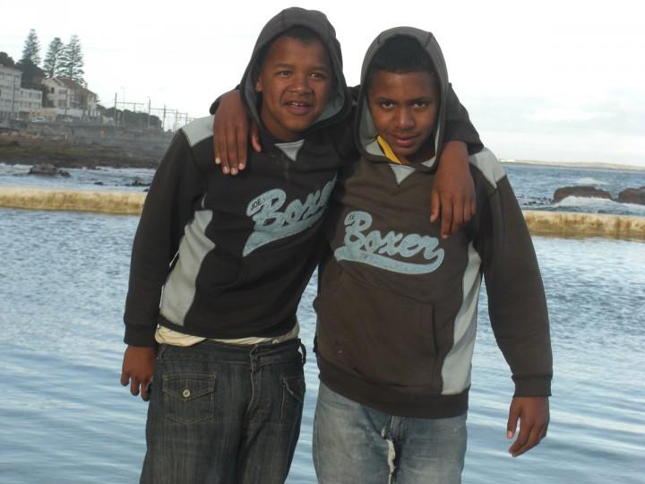 Zwei Brüder, Kapstadt