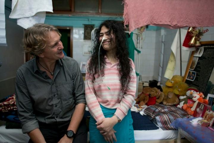 Irom Sharmila und Michael Gleich